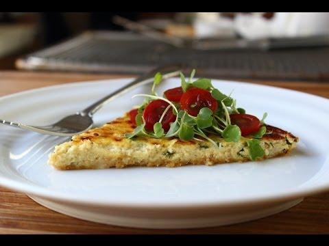 Savory Ricotta Tart - Easy Herbed Ricotta Pie Recipe