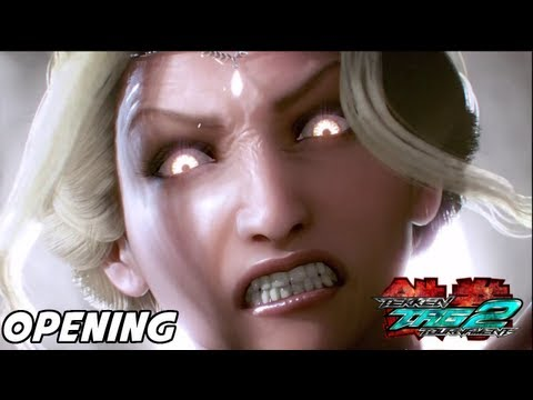 Tekken Tag Tournament 2 - Opening Movie -PcYZKokEqjE