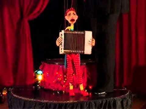"""Circus""(marionettes show)"