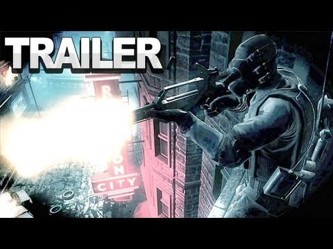 Resident Evil: Operation Raccoon City - Brutality Trailer -PdkAwpuRDbQ