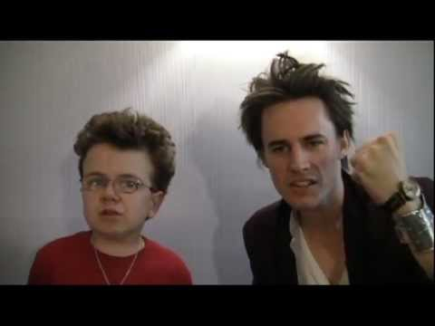 Bouncing Off The Walls(With Reeve Carney & Me) Spider-Man Turn Off The Dark on Broadway