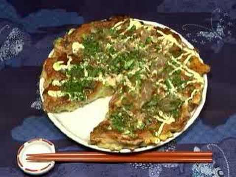 How to Make Okonomiyaki (Japanese Assorted Pancake) お好み焼きの作り方