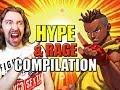 hype & rage compilation! sean's revenge (street fighter 3: 3rd strike)