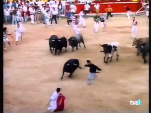 Encierro de San Fermín   10 de julio de 1994