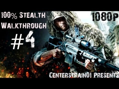 Sniper Ghost Warrior 2 Walkthrough  Part 4 Operation Archangel(xbox360/1080p)