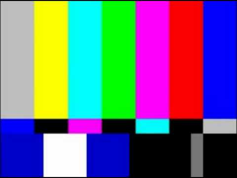 Please Stand By Video Effect