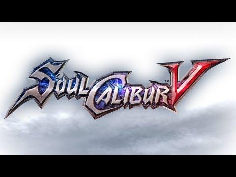 Soul Calibur V Z.W.E.I vs Viola Gameplay (HD 1080p)