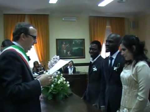 Matrimoni misti a Gaeta: Felix e Stefania