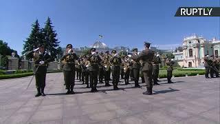 Инаугурация президента Украины — LIVE (20.05.2019 11:07)
