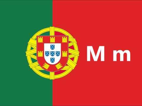 Lezioni di portoghese: L'alfabeto - O Alfabeto Português