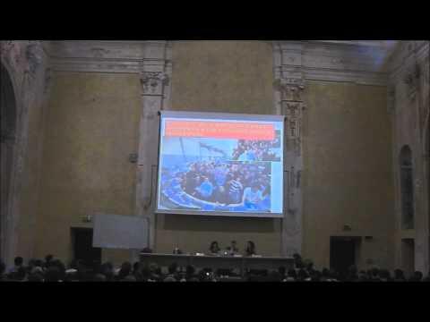 """Festival della Scienza di Genova 2010 """"Odissea nello zeptospazio"""" parte 2/4"""
