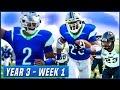 YEAR 3 BEGINS! WEEK 1 VS IDAHO - NCAA Football 14 Dynasty | Ep.37