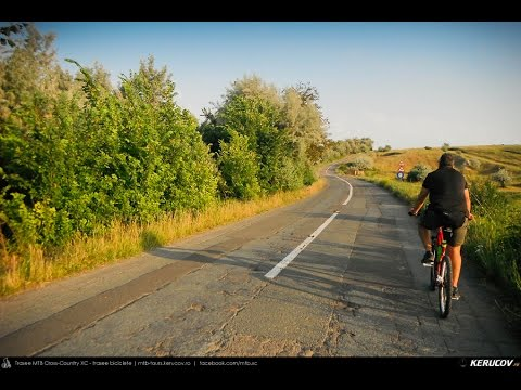 VIDEOCLIP Traseu cu bicicleta Cernavoda - Capidava - Pantelimon - Targusor - Mihail Kogalniceanu - Medgidia