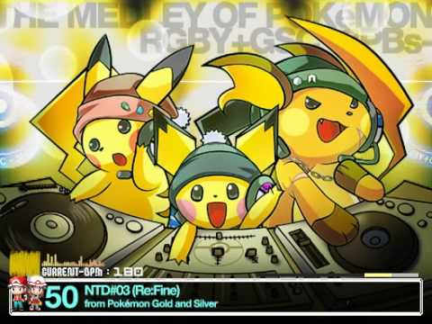 Pokemon - Route 26 Remix _【ポケモンアレンジ曲】 NTD#03 26ROAD (Full Edit)_