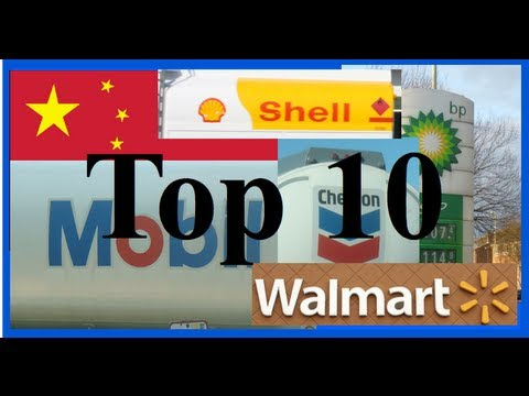 The Top 10 Largest Companies in the World (2013) - UCRVtdtuOIV7myo6rBGyOPtw
