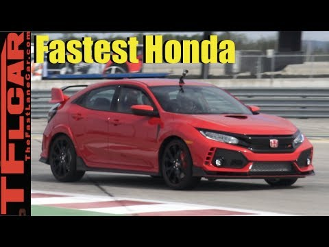 2017 Honda Civic Type R Review: Top 5 Unexpected Surprises - UC6S0jAvcapqJ48ZzLfva12g