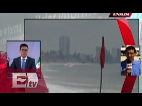 Huracán Odile: Situación actual de BCS, Sinaloa y Colima / Excélsior En La Media con Alejandro Ocaña