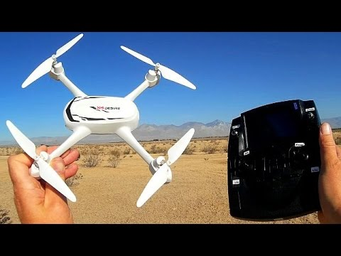 Hubsan H502S Worlds Cheapest GPS Follow Me FPV Camera Drone Flight Test Review - UC90A4JdsSoFm1Okfu0DHTuQ