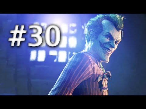 Road To Arkham Knight - Batman Arkham City - Walkthrough - Part 30 - Joker Boss Fight
