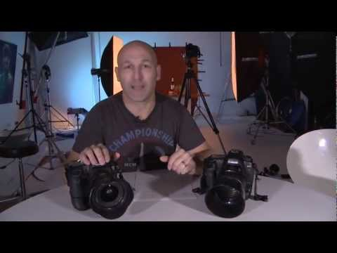 Canon 5dmk2 vs Canon 5dmk3 Performance Test by Karl Taylor