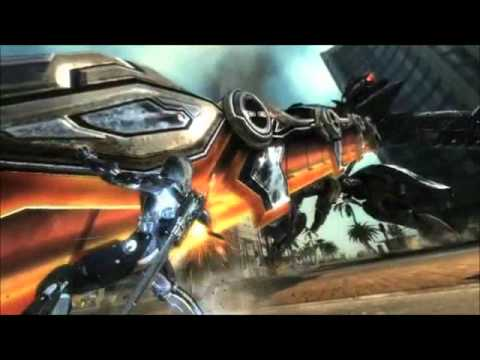 Metal Gear Rising: Revengeance VGA Trailer