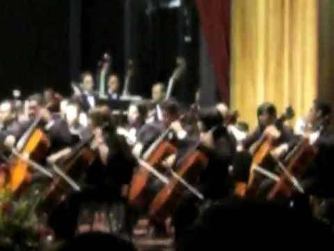 """Orquesta Sinfonica de Lara: """"Danza de los sables"""""""