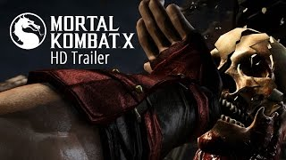 Mortal Kombat X | Official Shaolin Trailer (2015)