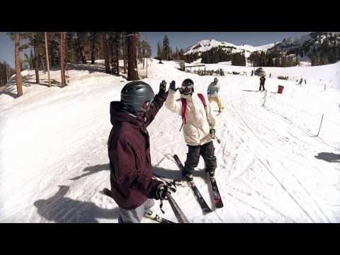 USC Ski & Snowboard Shorts - Smiles & High Fives