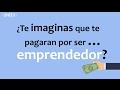 Imatge de la portada del video;LINEEX - T'imagines que et pagaren per ser emprenedor? - #YoEmprendedor