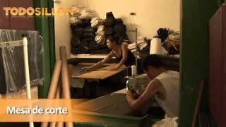 Como fabricamos nuestros sillones - www.Todo-Sillon.com.ar - Cotizalos Online - Sillones