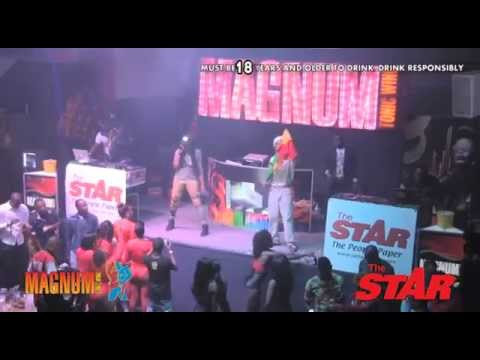 #MagnumTonicWine All-Star Face-Off | November 13, 2014