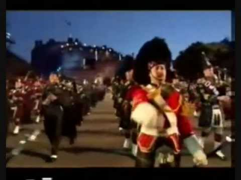 Best Marches (10/40) Scottish Bagpipe Marches(Various dates) Trad. British Military Music.