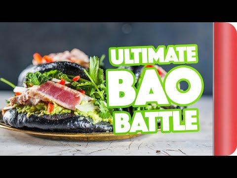 THE ULTIMATE BAO BUN BATTLE