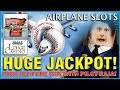 ✈🛩 Over TEN Grand In A Hand Pay | Airplane Slot Machine 🎰 | The Lodge 💣💰