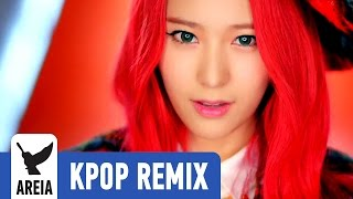 f(x) - Rum Pum Pum Pum (첫 사랑니) (Areia K-pop Remix)