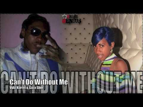 Vybz Kartel & Gaza Slim - Can't Do Without Me [Wild Bubble Riddim] Aug 2012