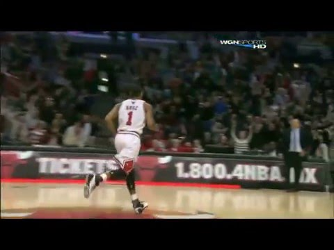 Derrick Rose Highlights 2011