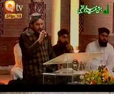 URDU NAAT(Allah Allah Allah)SHAHBAZ QAMAR FAREEDI.BY  Naat E Habib