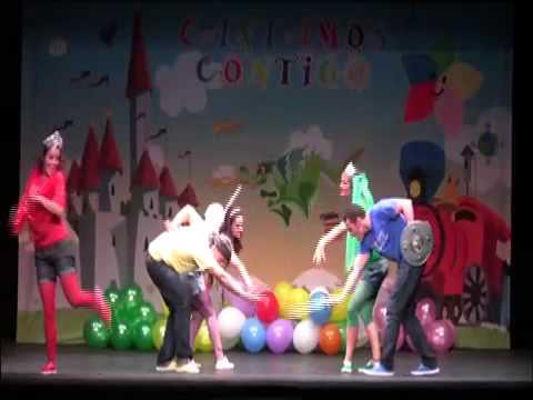 CANTAMOS CONTIGO - LOS LIBROS (TEATRO FÍGARO)