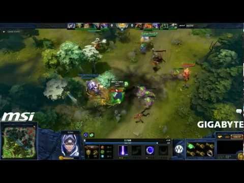 Orange vs MiTH Game 3 (GosuCup Asia Grand Finals) w/ Winter