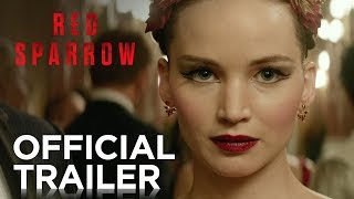 Red Sparrow | Official Trailer [HD] | 20th Century FOX