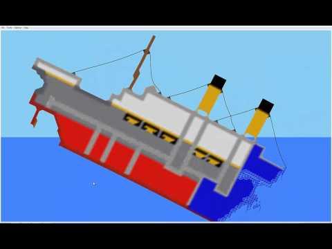 Britannic Sinking Simulator Sinking Simulator