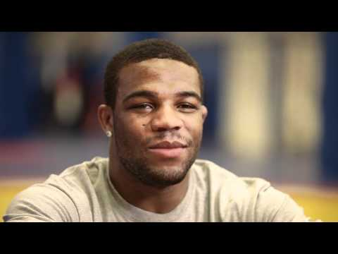 Jordan Burroughs: An Inside Look at the Olympic Training Center