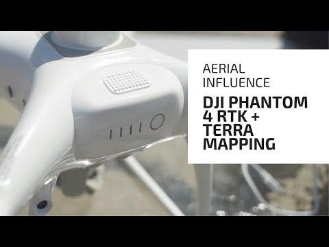 Drone Mapping with DJI Phantom 4 RTK & DJI Terra - Part 1