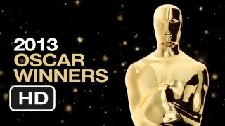 Academy Award Winners 2013 - Oscars Video HD