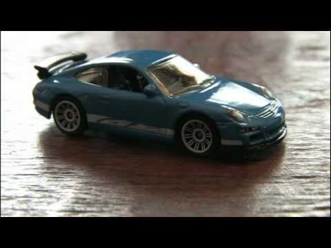 CGR Garage - PORSCHE 911 GT3 Matchbox Car review
