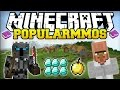 Minecraft | DIAMONDS, DUNGEONS, VILLAGES & MORE! PopularMMOs Seed - Minecraft 1.8.3 Seeds