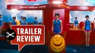 Instant Trailer Review - Cloud Atlas (2012) Extended Trailer Review Movie HD