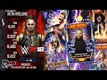 Seth Rollins WWE 2K18 Event - New Update - Pack Openings  -  WWE SuperCard Season 3