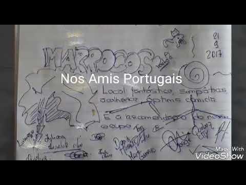 Nos amis portugais